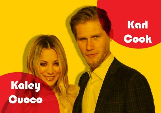 Here's why Kaley Cuoco and Karl Cook have been hiding fights from the public