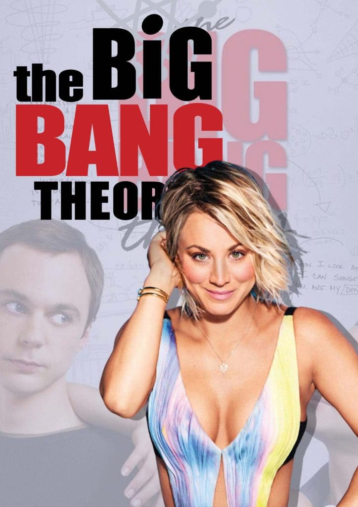 Why did Kaley Cuoco stop doing bed scenes after 'The Big Bang Theory'?