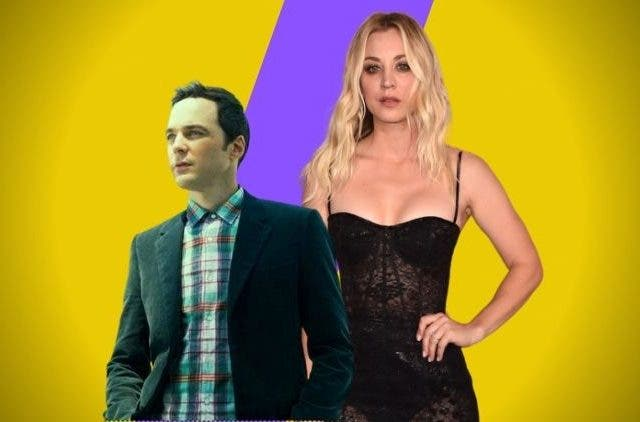 Kaley Cuoco mad at Jim Parsons
