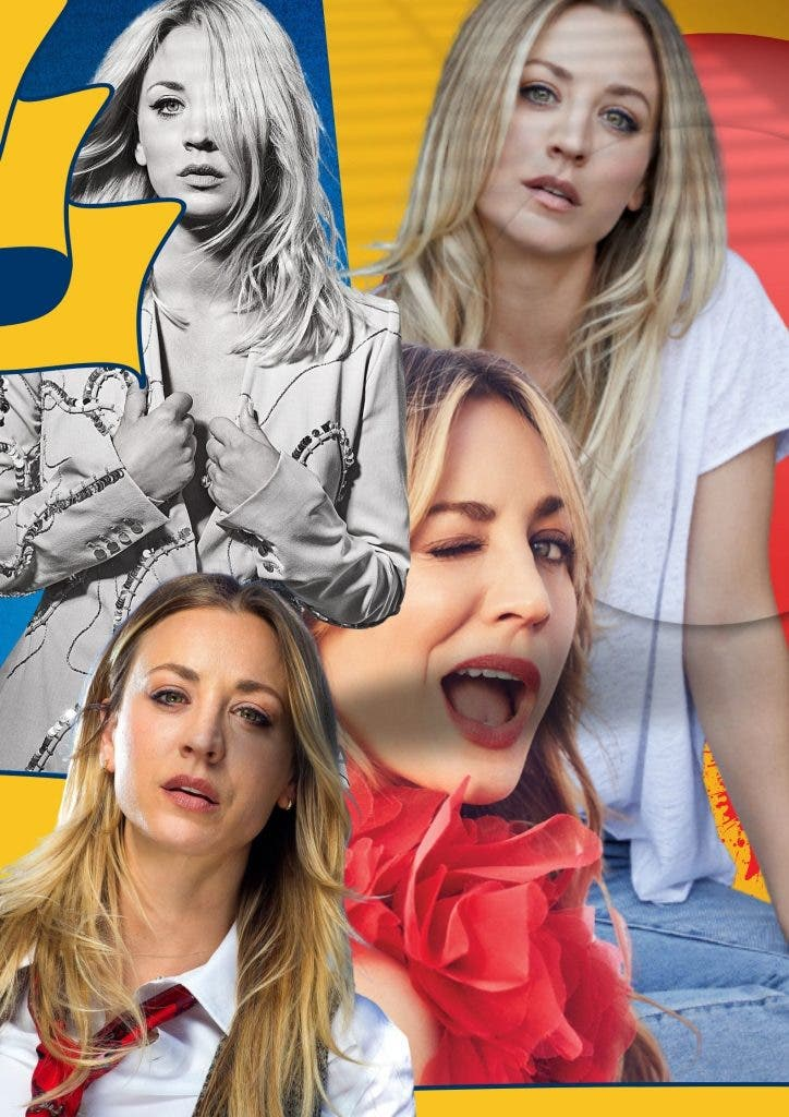 Kaley Cuoco's fear of being Penny forever