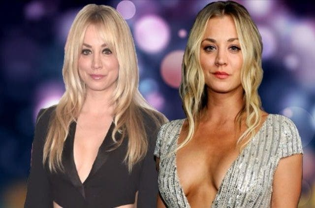 Kaley Cuoco's biggest loss