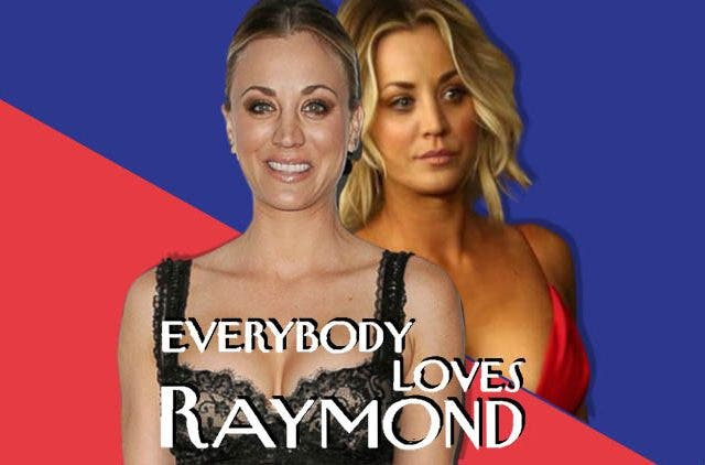 Kaley Cuoco Everybody Loves Raymond
