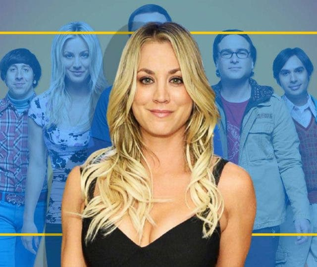 Kaley Cuoco's husband is scared of her Big Bang Theory costars