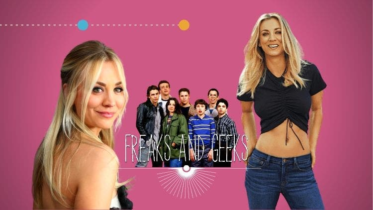Freaks And Geeks Reboot May Star Kaley Cuoco From The Big Bang Theory