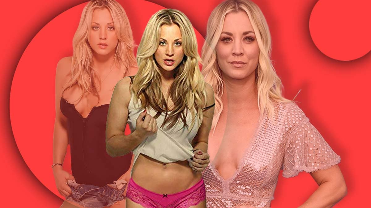 Which 'The Big Bang Theory' stars is Kaley Cuoco still very close to?