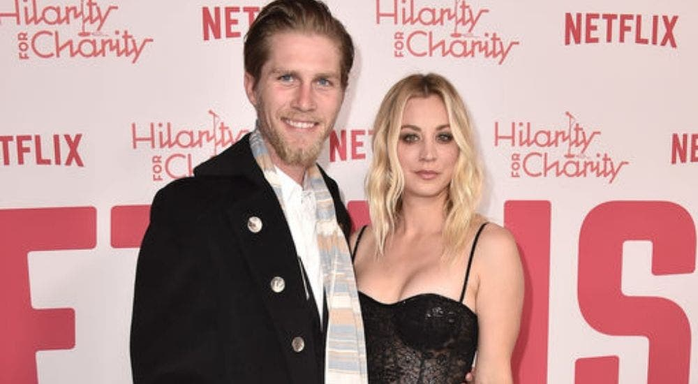 Kaley Cuoco revealed her intentions of staying with her husband