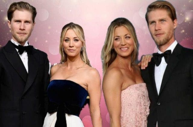 Kaley Cuoco Karl Cook Family DKODING