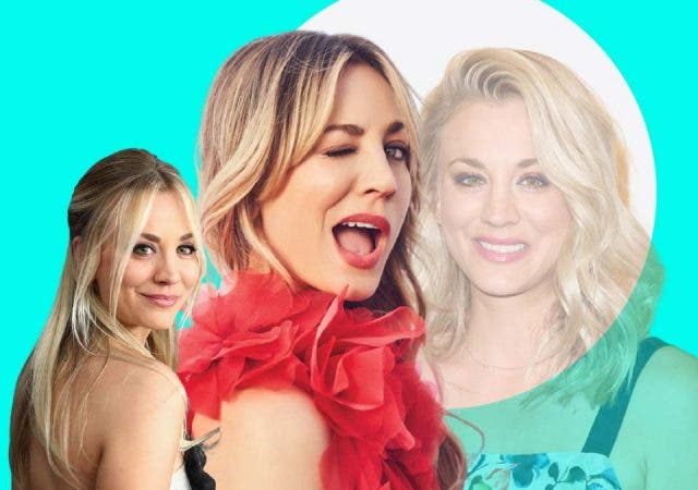 Kaley Cuoco's favourite outfit involves pink, pyjamas and comfort