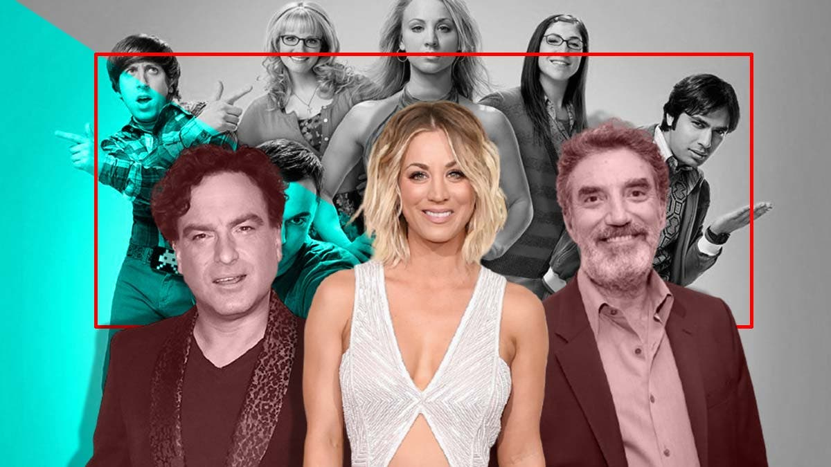 Kaley Cuoco tells about Chuck Lorre's master plan