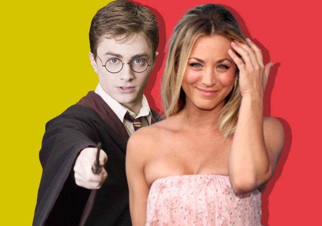 Kaley Cuoco and her superpower