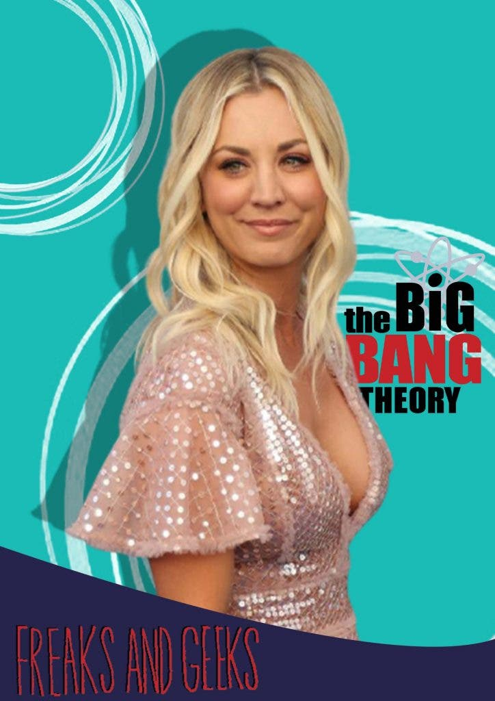 Which reboot will Kaley Cuoco choose?