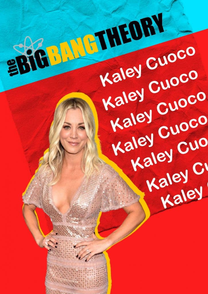 Kaley Cuoco on ending of 'TBBT'