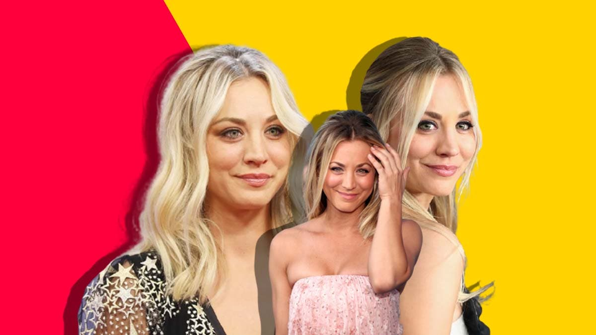 """What is this """"Cuoco-ism"""" that Kaley Cuoco has invented?"""