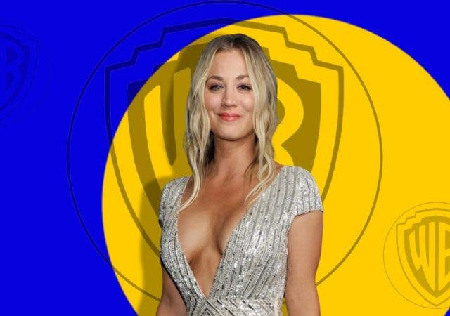 Warner Bros. and Kaley Cuoco Can't Get Enough of Each Other
