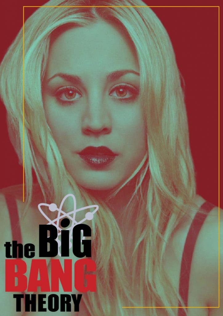 Kaley Cuoco is glad 'The Big Bang Theory' ended for it made her a braver person
