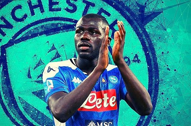 Kalidou Koulibaly Man City Transfer