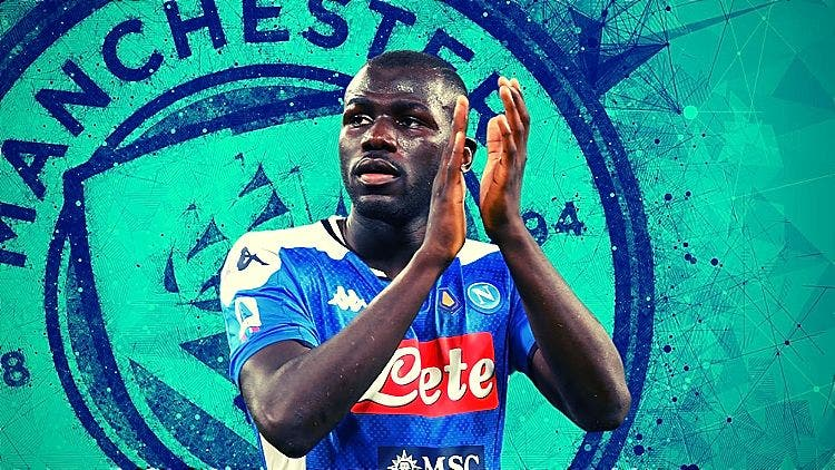 Explained: How Much Should Manchester City Pay Napoli For Kalidou Koulibaly