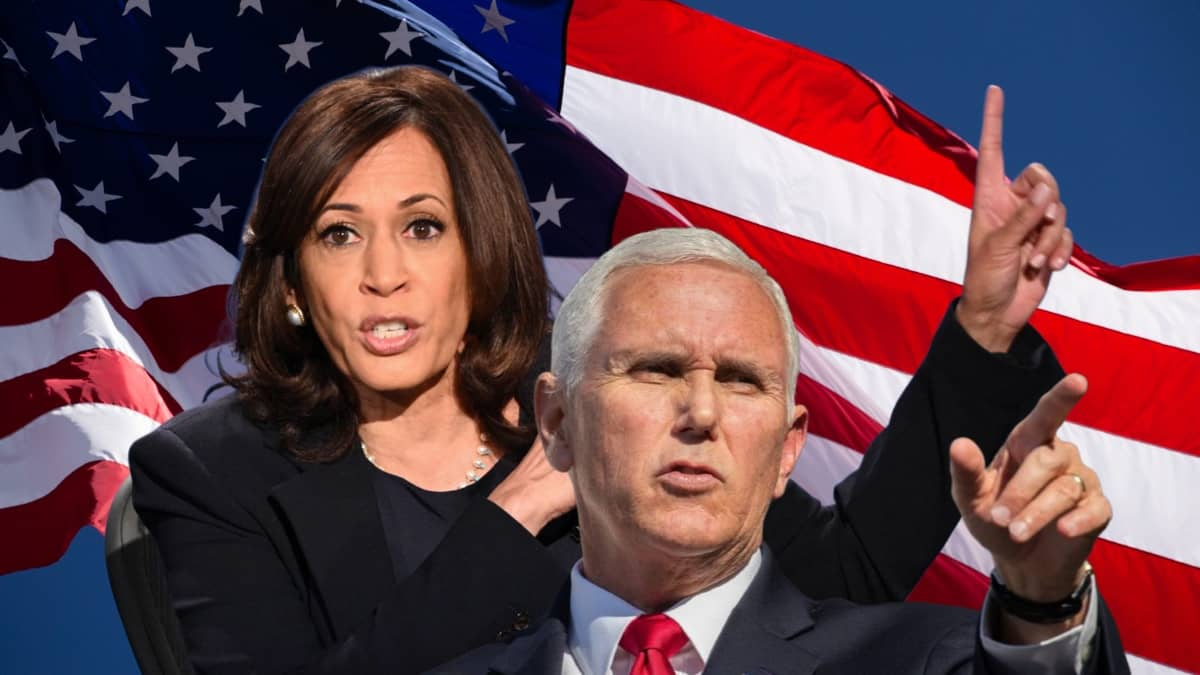 Trade, Taxes And Truth: Kamala Harris Reignites Prosecutor Instincts To Embarrass Mike Pence