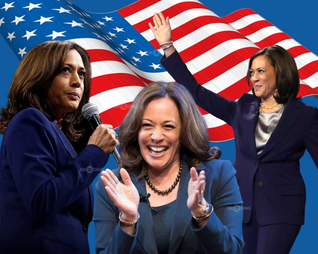 Joe Biden's Vice President candidate — Kamala Harris is the junior Senator of the state of California who was also once in the race of presidency