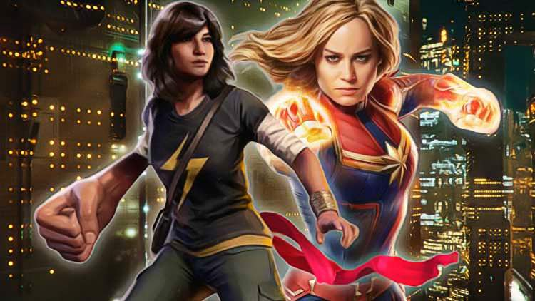 Captain Marvel to Make an Appearance in Ms Marvel