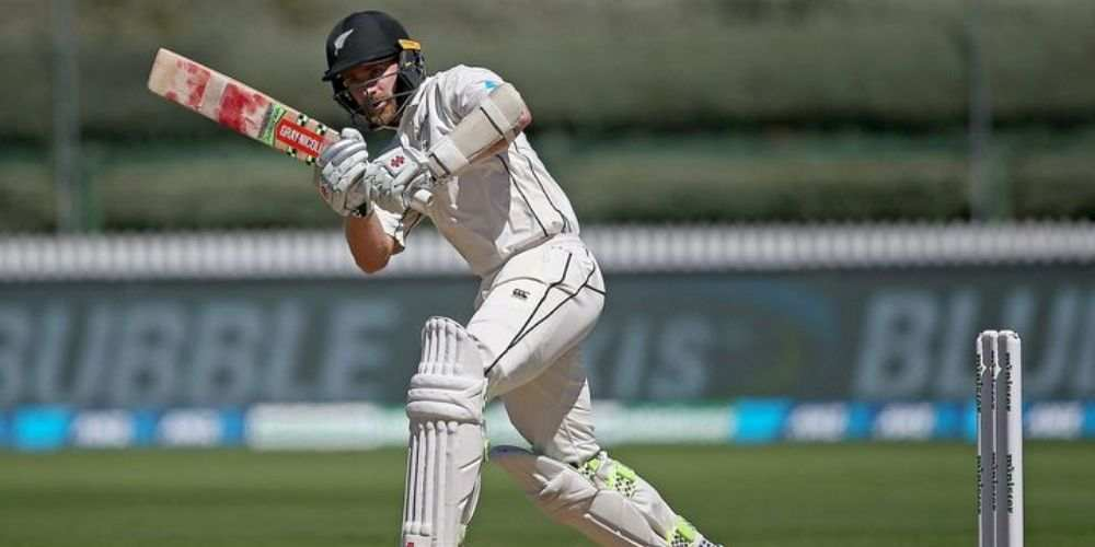 Kane Williamson Test Cricket Sports DKODING