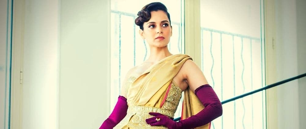 Kangana-Ranaut-Cannes-2019-Nationalism-Spiritual-And-Inclusive-Fashion-And-Beauty-Lifestyle-DKODING