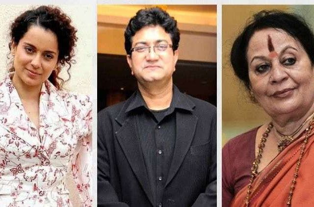 Kangana-Ranaut-Prasoon-Joshi-Sonal-Mansingh-Sixty-Two-celebsPen-Open-Letter-Against-Mob-Lynching-India-Politics-DKODING