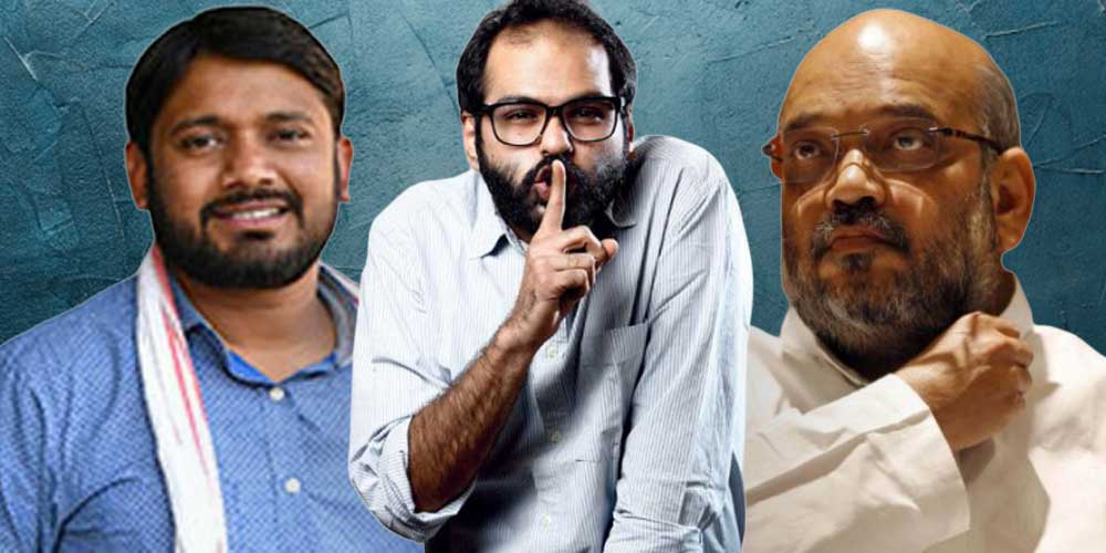 Kunal Kamra Offers To Fix Up A Debate For Amit Shah With Kanhaiya Kumar On CAA