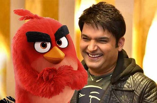 Kapil-Sharma-To-Lend-Voice-For-Angry-Bird-Entertainment-Bollywood-DKODING