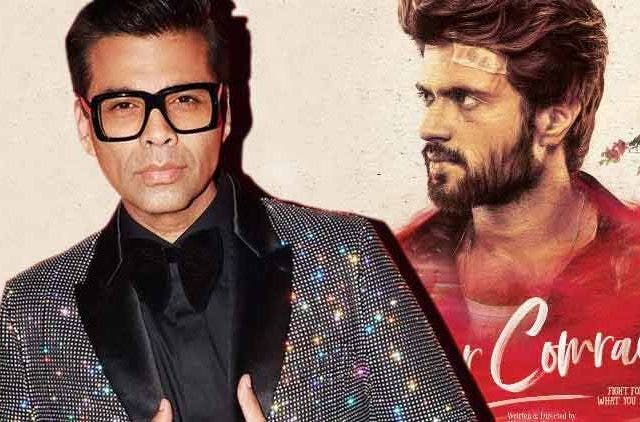 Karan-Johar-Produce-Hindi-Remake-Of-Dear-Comred-Entertainment-Bollywood-DKODING