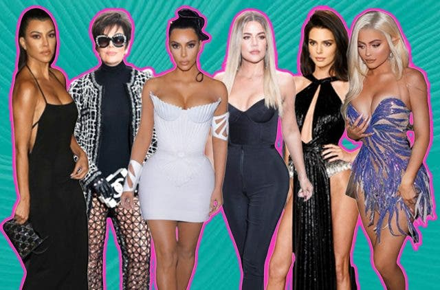 the Kardashian family shocking facts