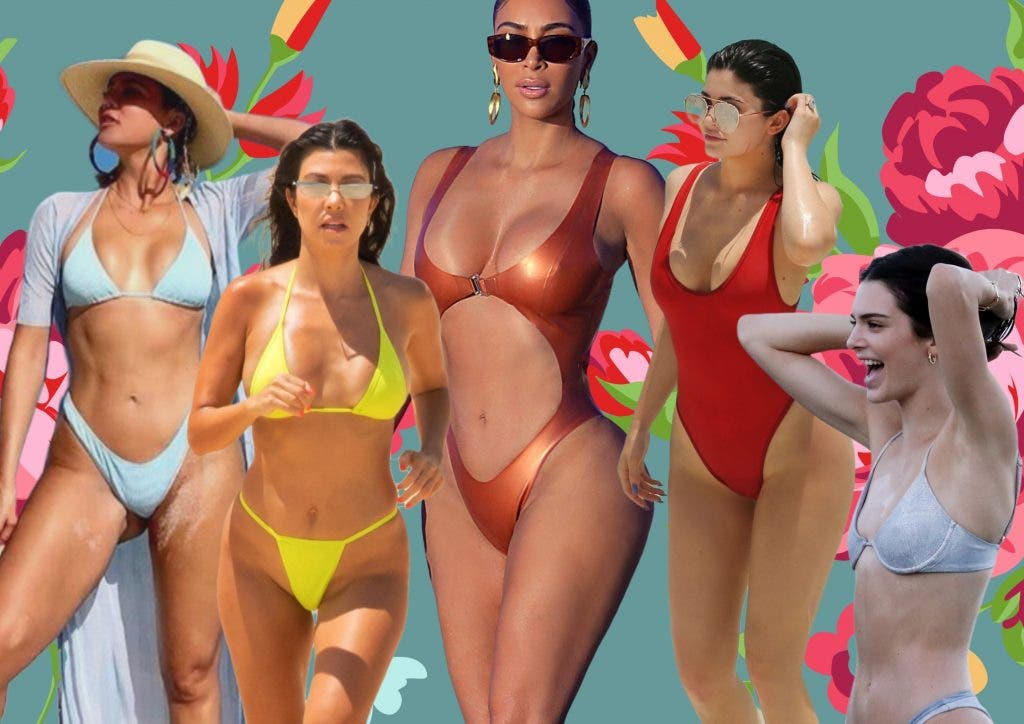 The Kardashians and the Jenners DKODING