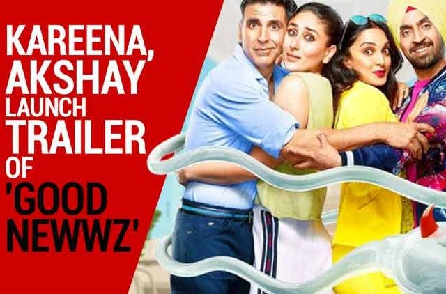 Kareena-Akshay-launch-trailer-of-Good-Newwz-Videos-DKODING