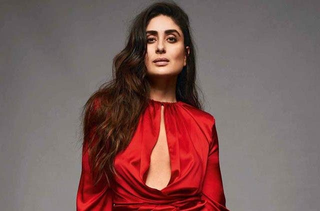 Kareena Kapoor clicks in gorgeous red dress DKODING
