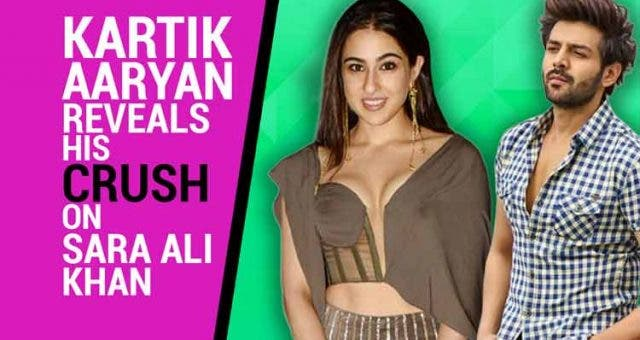 Kartik-Aaryan-reveals-his-crush-on-Sara-Ali-Khan-Videos-DKODING