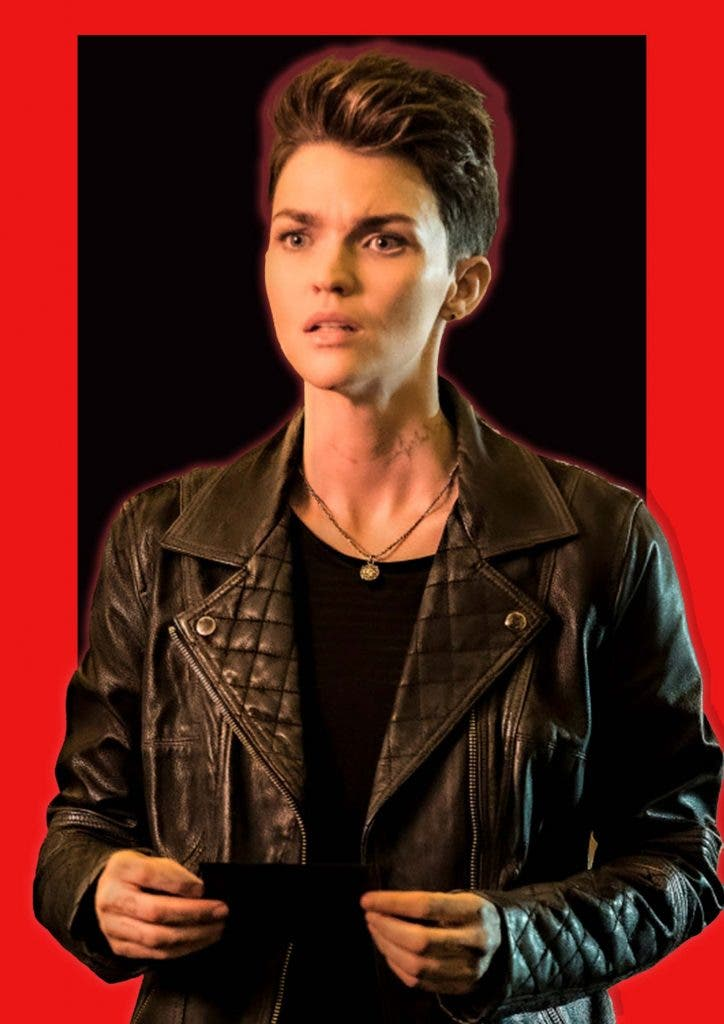 What does Ruby Rose have to say about reprising her role as Kate Kane?