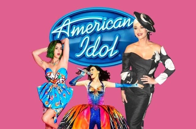 Katy Perry American Idol