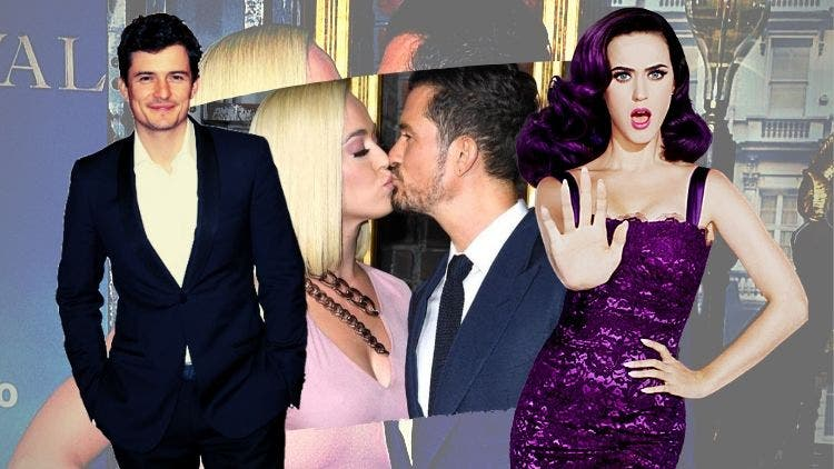 Damage Control! Katy Perry And Orlando Bloom Trying Hard To Kill Rumours Of Split