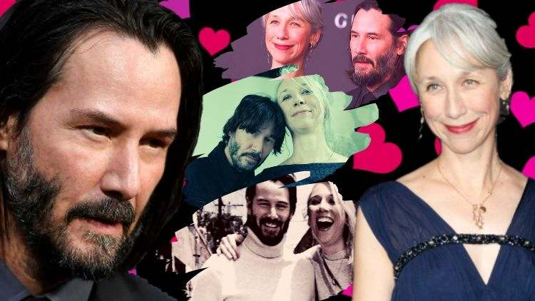 Trouble In Paradise? Alexandra Grant Doesn't Want Keanu Reeves To Pick Up Another Project