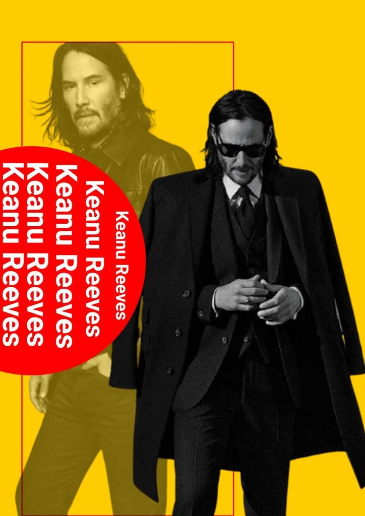 Keanu Reeves was asked to change his name