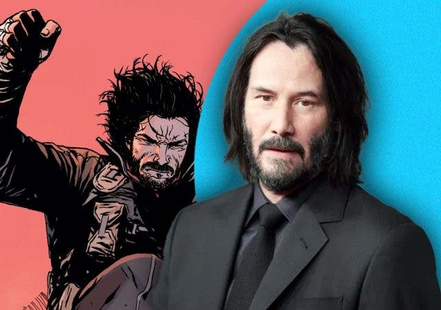 Keanu Reeves prepares his entry into the MCU by launching his own R-rated comic book