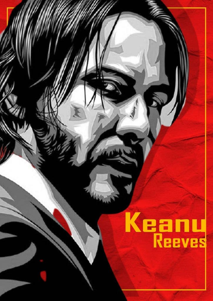 Keanu Reeves in conversation to play Constantine