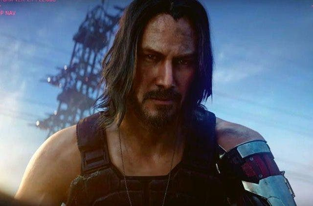Keanu-Reeves-CyberPunk-2077-Microsoft-E3-Game-Hollywood-Entertainment-DKODING