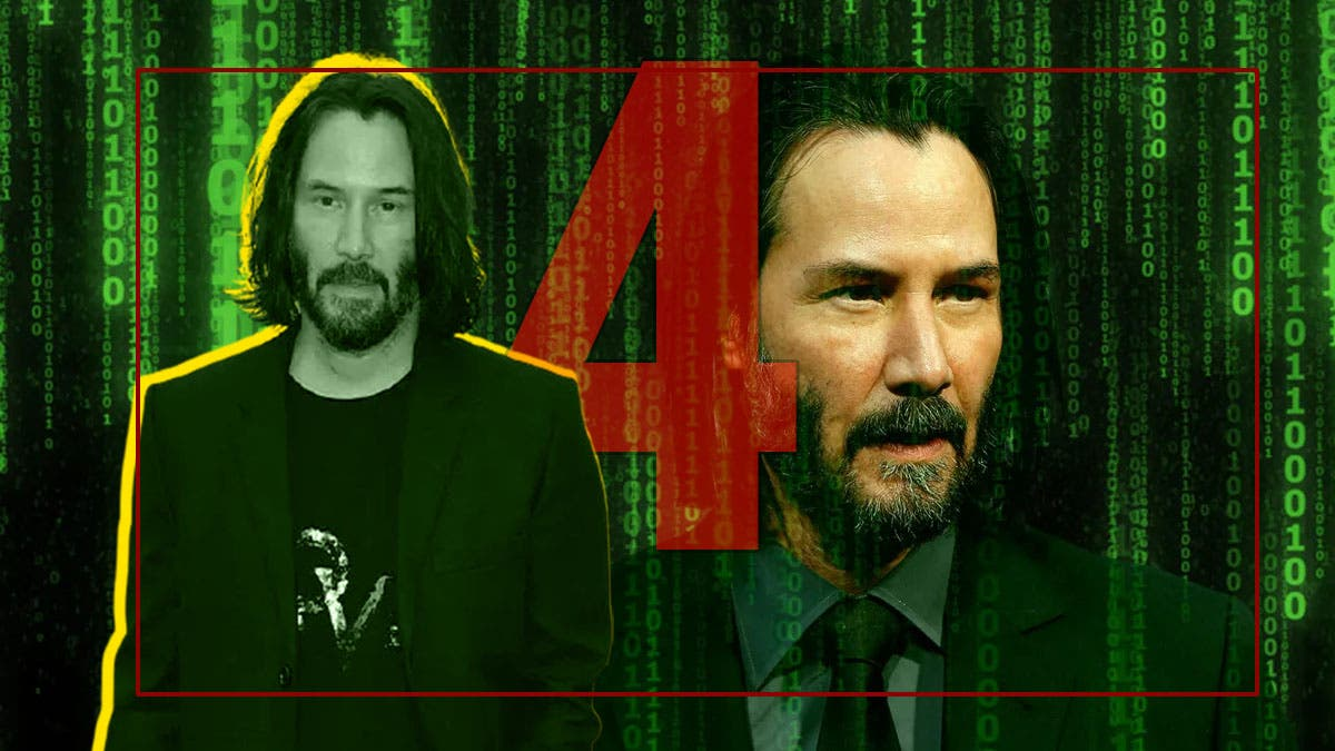 What is the title of 'Matrix 4'?