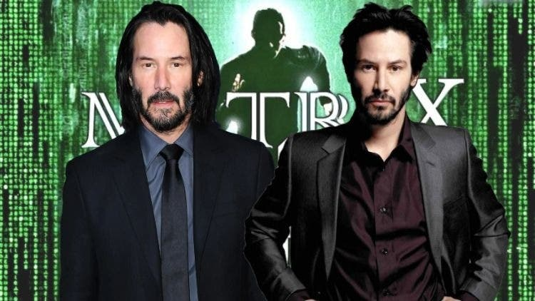 Keanu Reeves Matrix 4 production in July