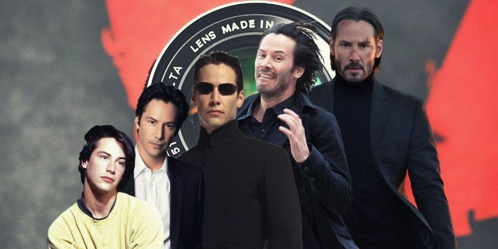 Keanu Reeves Millennial God or Gen X hero