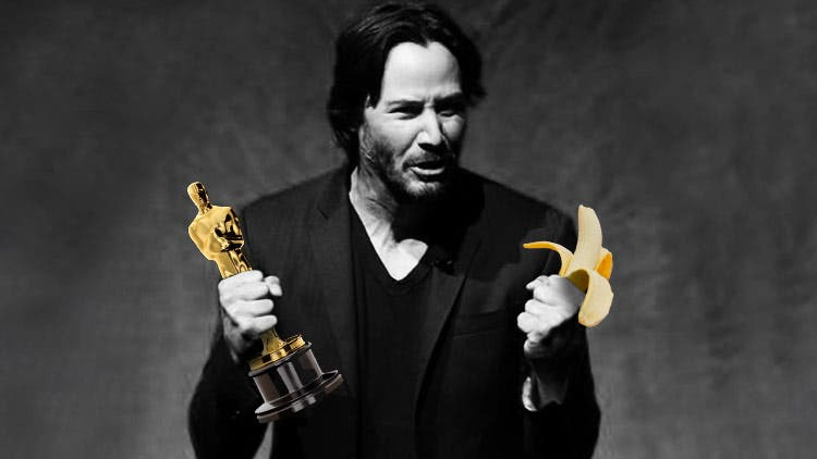 Keanu Reeves Oscar Nominations Wins