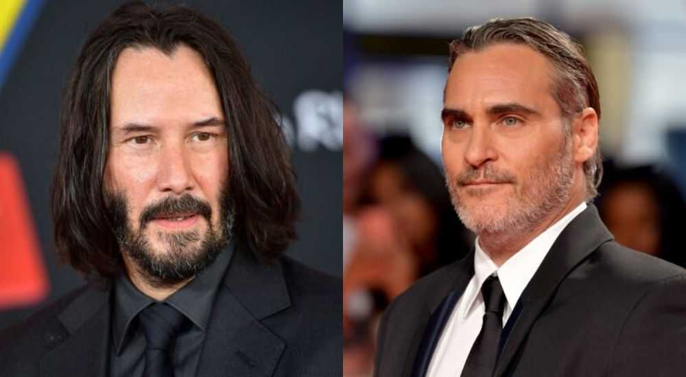 The Brotherhood bond between Keanu Revees and Joaquin Phoenix