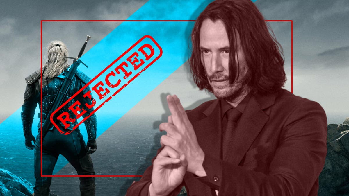 Why Keanu Reeves rejected The Witcher