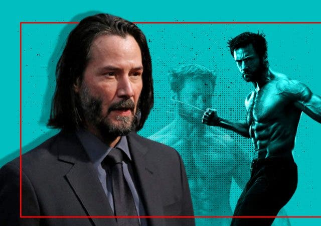 Keanu Reeves chosen Hugh Jackman to play BRZRKR on screen
